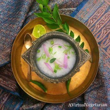 Neeragaram Pazha Soru Kanji - Plattershare - Recipes, Food Stories And Food Enthusiasts