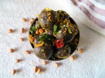 Multi Millet, Carrot &Amp; Peanut Ammini Kozhukkatai (Dumplings) - Plattershare - Recipes, Food Stories And Food Enthusiasts