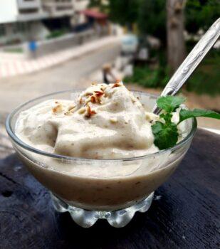 Banana Nice Cream - Plattershare - Recipes, Food Stories And Food Enthusiasts