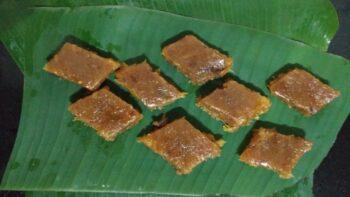Jackfruit Halwa/ Chakka Varatiyathu - Plattershare - Recipes, Food Stories And Food Enthusiasts