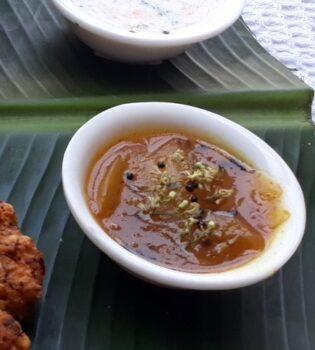 Tamil Arusuvai Maanga Pachdi Or Instant Raw Mango Raitha - Plattershare - Recipes, Food Stories And Food Enthusiasts