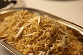 Rajasthani Churma Recipe | Malida Recipe | Marwadi Churma | Churma Recipe - Plattershare - Recipes, Food Stories And Food Enthusiasts
