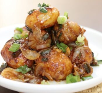 Crispy Tamarind Baby Potatoes - Plattershare - Recipes, Food Stories And Food Enthusiasts