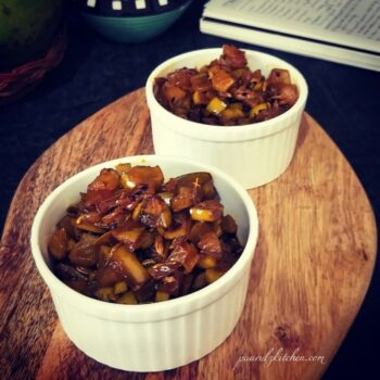 Sweet &Amp; Spicy Mango Pickle - Plattershare - Recipes, Food Stories And Food Enthusiasts