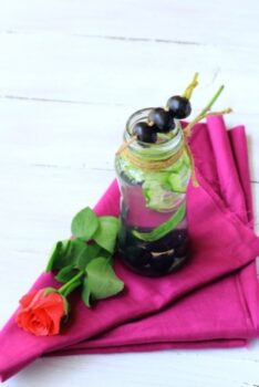Indian Plum (Jamun) And Cucumber Diet Drink - Plattershare - Recipes, Food Stories And Food Enthusiasts