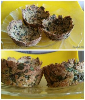 Amaranth Sweet Potato Canapes - Plattershare - Recipes, Food Stories And Food Enthusiasts