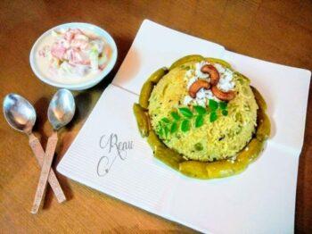 Tondali Bhaat /Tindli Pulav/Ivyguard Rice - Plattershare - Recipes, Food Stories And Food Enthusiasts