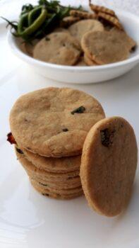 Iyengar Bakery Style Kara Biscuit - Plattershare - Recipes, Food Stories And Food Enthusiasts