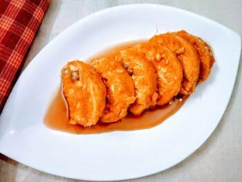Bael Murabba (Wood Apple) - Plattershare - Recipes, Food Stories And Food Enthusiasts
