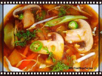 Tom Yum Soup - Plattershare - Recipes, Food Stories And Food Enthusiasts