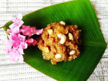 Sweet Pongal Recipe | Sakkarai Pongal Recipe | Chakkara Pongal - Plattershare - Recipes, Food Stories And Food Enthusiasts