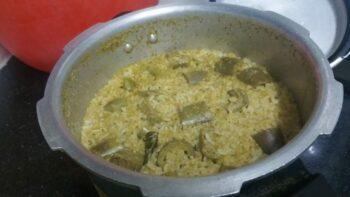 Vaangi Baath - Plattershare - Recipes, Food Stories And Food Enthusiasts