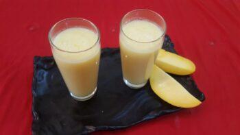 Mango Lassi - Plattershare - Recipes, Food Stories And Food Enthusiasts