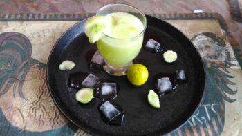 Cucumber Honey Lemonade - Plattershare - Recipes, Food Stories And Food Enthusiasts