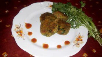 Vegetable Tikki - Plattershare - Recipes, Food Stories And Food Enthusiasts