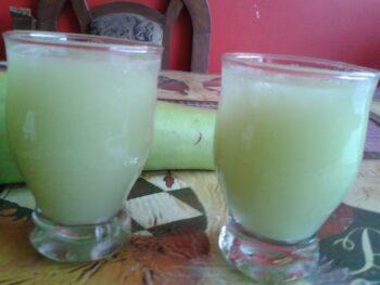 Lauki Juice - Plattershare - Recipes, Food Stories And Food Enthusiasts