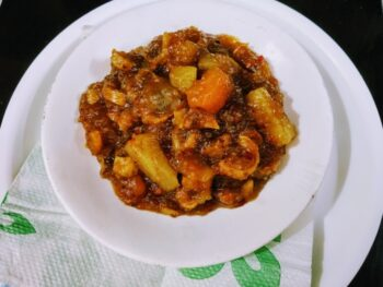 Mixed Fruits Chutney - Plattershare - Recipes, Food Stories And Food Enthusiasts