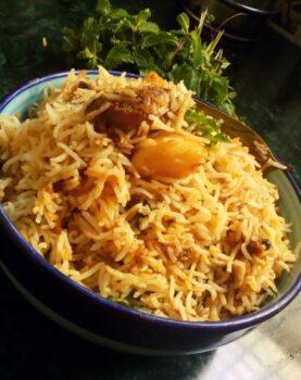 Masala Biryani - Plattershare - Recipes, Food Stories And Food Enthusiasts