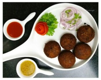 Macher Chop Or Fish Cutlets - Plattershare - Recipes, Food Stories And Food Enthusiasts