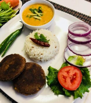Shami Kabab - Plattershare - Recipes, Food Stories And Food Enthusiasts