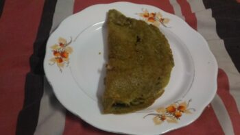 Whole Moong Dal Dosa - Plattershare - Recipes, Food Stories And Food Enthusiasts