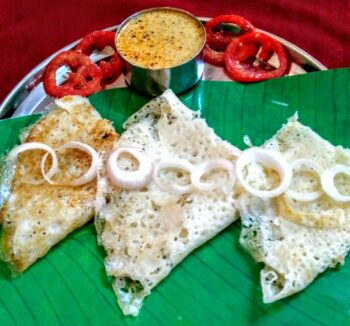 Neer Dosa - Plattershare - Recipes, Food Stories And Food Enthusiasts