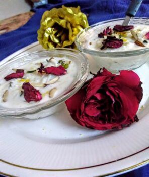 Rice Kheer - Plattershare - Recipes, Food Stories And Food Enthusiasts
