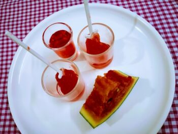 Crushed Watermelon - Plattershare - Recipes, Food Stories And Food Enthusiasts
