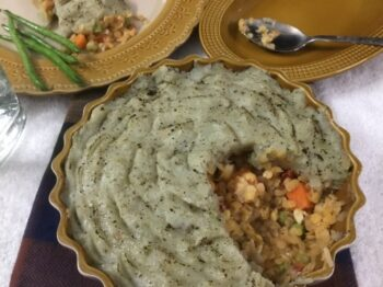 Lentil Shepherd'S Pie - Plattershare - Recipes, Food Stories And Food Enthusiasts