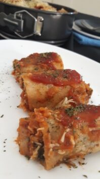 Canneloni Recipe From Scratch In Marinara Sauce - Plattershare - Recipes, Food Stories And Food Enthusiasts