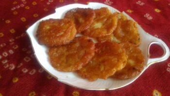 Paneer Malpua - Plattershare - Recipes, Food Stories And Food Enthusiasts