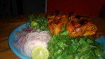 Tandoori Chicken - Plattershare - Recipes, Food Stories And Food Enthusiasts