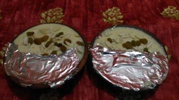Zafrani Phirni - Plattershare - Recipes, Food Stories And Food Enthusiasts