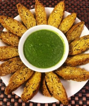 Hot N Crunchy Kalmi Vada - Plattershare - Recipes, Food Stories And Food Enthusiasts