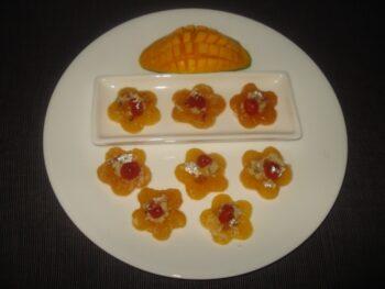 Aam Ki Pankhuri - Plattershare - Recipes, Food Stories And Food Enthusiasts
