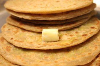 Aloo Paratha | Punjabi Aloo Paratha - Plattershare - Recipes, Food Stories And Food Enthusiasts