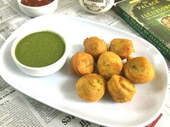 Batata Ambado/Aloo Bonda - Plattershare - Recipes, Food Stories And Food Enthusiasts