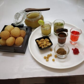 North Indian Pani Puri - Plattershare - Recipes, Food Stories And Food Enthusiasts