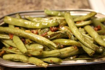 Garlic String Beans - Plattershare - Recipes, Food Stories And Food Enthusiasts