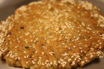 Bajra Lauki Thalipeeth - Plattershare - Recipes, Food Stories And Food Enthusiasts