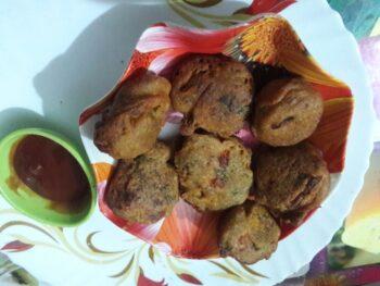Paneer Pakodas - Plattershare - Recipes, Food Stories And Food Enthusiasts