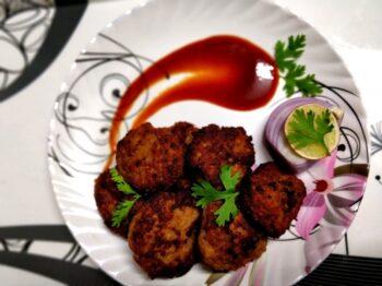 Lucknawi Galawati Kebab - Plattershare - Recipes, Food Stories And Food Enthusiasts