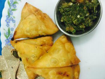Samosa - Plattershare - Recipes, Food Stories And Food Enthusiasts