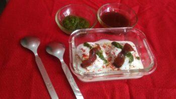Dahi Vada - Plattershare - Recipes, Food Stories And Food Enthusiasts