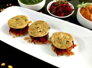 Salem Thattu Vadai Set Recipe - Plattershare - Recipes, Food Stories And Food Enthusiasts
