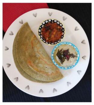 Pesarattu - Plattershare - Recipes, Food Stories And Food Enthusiasts