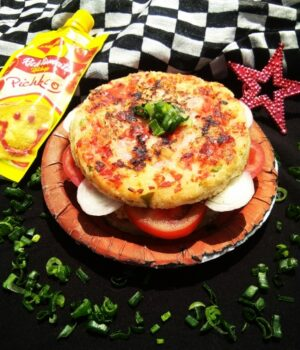 Uttapam Sandwich - Plattershare - Recipes, Food Stories And Food Enthusiasts