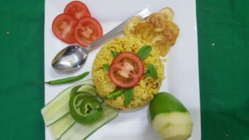 Mango Rice - Plattershare - Recipes, Food Stories And Food Enthusiasts