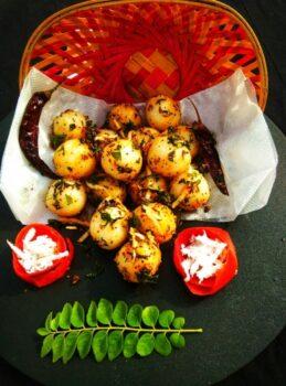 Ammini Kozhukattai - Plattershare - Recipes, Food Stories And Food Enthusiasts