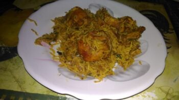 Malabari Chicken Pulao - Plattershare - Recipes, Food Stories And Food Enthusiasts